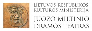 MILTINIO TEATRAS logo