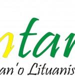 Gintarelio Mokyklos Logo