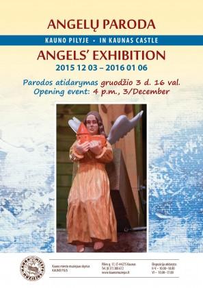 plakatas Angelu 2015 maz