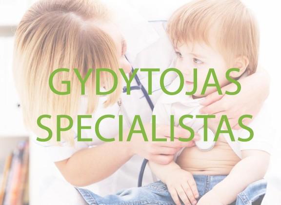 Gydytojas specialiastas