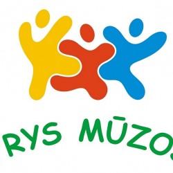 Trys Muzos Logotipas