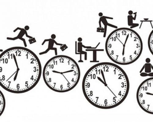 Darbas – namai – darbas… Kaip pakeisti įprastą rutiną?