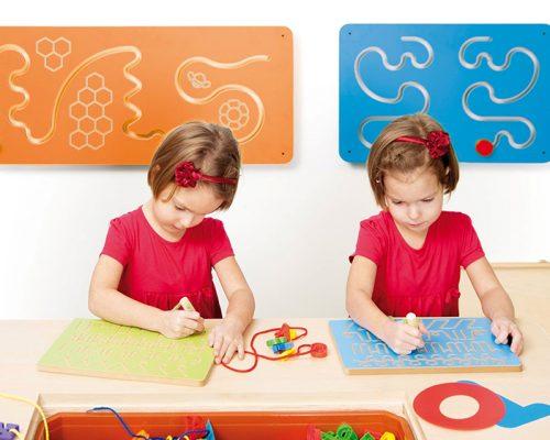 Logopedo patarimai apie smulkiosios motorikos lavinimui tinkamiausius žaislus