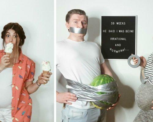 Nėštumo sunkumai! (Foto)