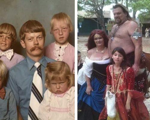 Siaubingiausios šeimos fotosesijos (FOTO)