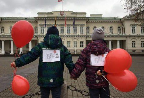 Superherojai išgelbės Lietuvos vaikus..?