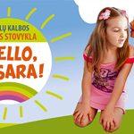 """Vasaros anglų kalbos dienos stovykla """"HELLO, VASARA!"""""""