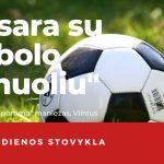Vasara su Futbolo kamuoliu