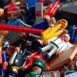 Ką daryti, kai žaislų perteklius ima kenkti vaiko vystymuisi