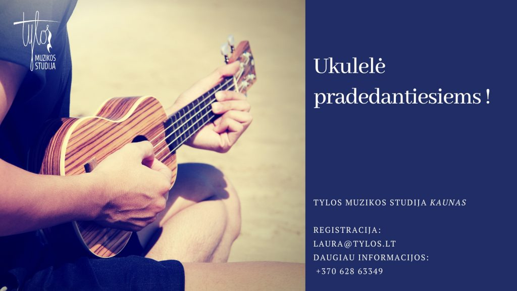 ukuleles pamokos