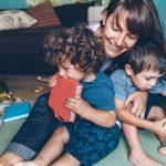 Išjunkite telefoną – jo naudojimas gali neigiamai paveikti jūsų vaiko…