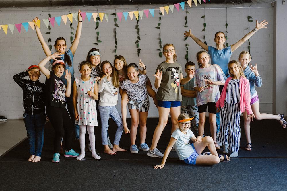 klaipedos jaunimo teatro stovykla