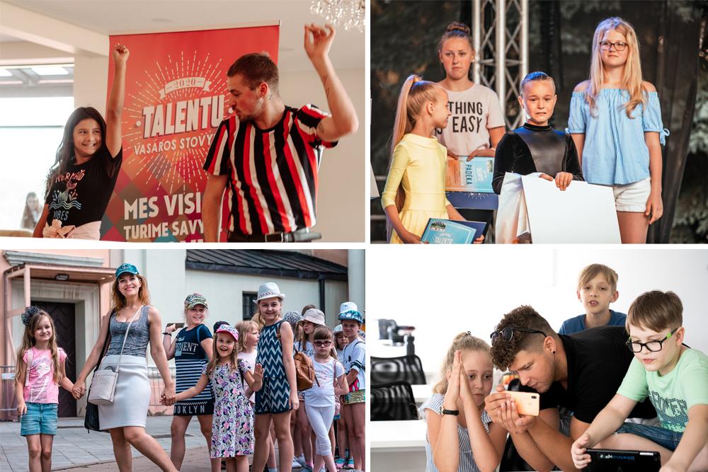 Talentu stovykla